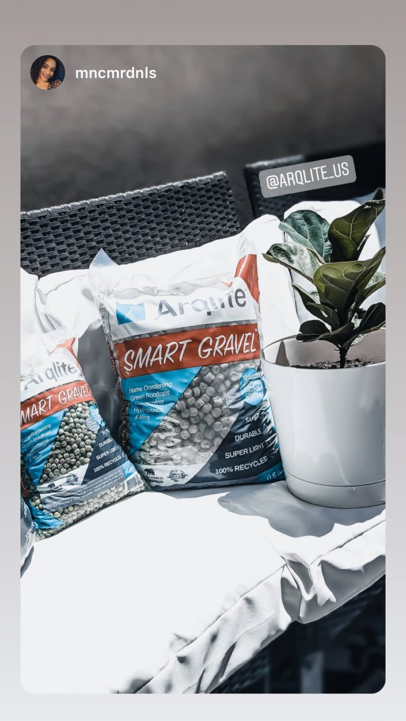 Keep your roots away from over watering with Smart Gravel